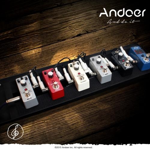 Andoer TC-31 AD-6 Analog Delay Guitar Effect Pedal True BypassGuitar Accessories<br>Andoer TC-31 AD-6 Analog Delay Guitar Effect Pedal True Bypass<br><br>Blade Length: 10.5cm