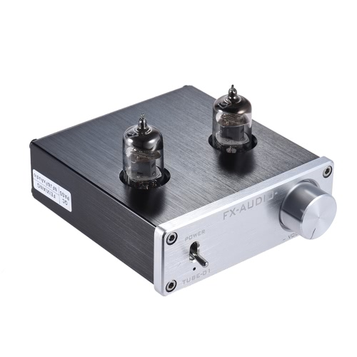 Mini HiFi 6J1 Vacuum Tube Stereo Audio Pre-amplifier Buffer Preamp Aluminum Alloy with RCA Cable Power AdapterParts &amp; Accessories<br>Mini HiFi 6J1 Vacuum Tube Stereo Audio Pre-amplifier Buffer Preamp Aluminum Alloy with RCA Cable Power Adapter<br><br>Blade Length: 22.5cm
