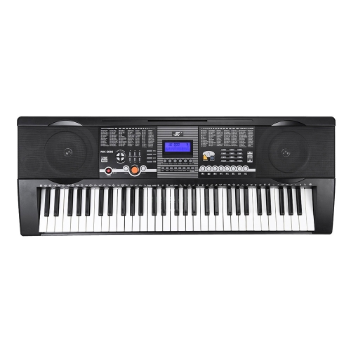 61 Keys Multifunctional LCD Display Digital Keyboard