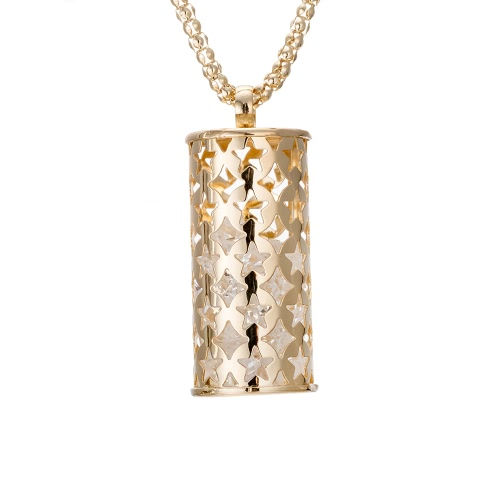 Fashion Unique Vintage Retro Metal Copper Gold Plated Necklace with Long Hollow Pendant Jewelry Sweater Dress Chain for Women Girls GiftNecklaces &amp; Pendants<br>Fashion Unique Vintage Retro Metal Copper Gold Plated Necklace with Long Hollow Pendant Jewelry Sweater Dress Chain for Women Girls Gift<br><br>Blade Length: 10.0cm