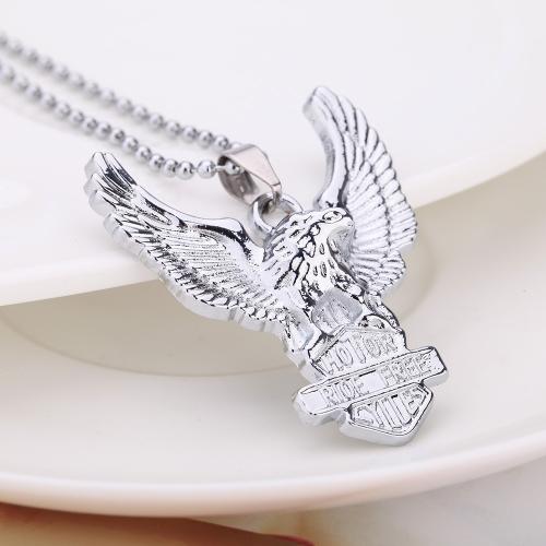 Fashion Personalized Eagel Wing Animal Pendant Necklace