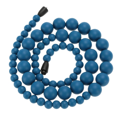 100% Food Grade Teething Teether Necklace Soft Beads for Chew Baby Toddler Nursing Jewelry Toy for Mom to Wear BPA FreeNecklaces &amp; Pendants<br>100% Food Grade Teething Teether Necklace Soft Beads for Chew Baby Toddler Nursing Jewelry Toy for Mom to Wear BPA Free<br><br>Blade Length: 17.0cm