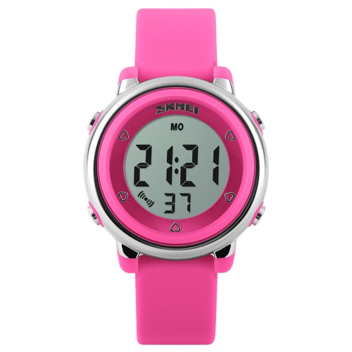 SKMEI Super Cute Sweet Candy Color Children Digital Wristwatch CoolSKMEI Super Cute Sweet Candy Color Children Digital Wristwatch Cool<br><br>Blade Length: 14.0cm