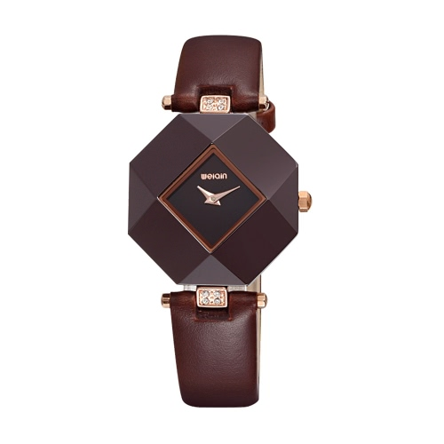 WEIQIN Fashion Luxury Rose Gold Quartz Ceramic Ladies Watches Geometric Dial Diamond Women Casual Bracelet Wristwatch Feminio RelojesFashion Dress Watches<br>WEIQIN Fashion Luxury Rose Gold Quartz Ceramic Ladies Watches Geometric Dial Diamond Women Casual Bracelet Wristwatch Feminio Relojes<br><br>Blade Length: 14.0cm