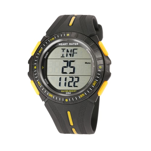 Multifunction 3ATM Water Resistant Outdoor Sports Dual-time