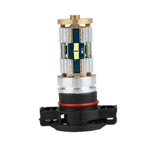 3623-8SMD 800LM LED Car Fog Light Lamp Bulb Replacement for 5202 Socket White от Tomtop.com INT