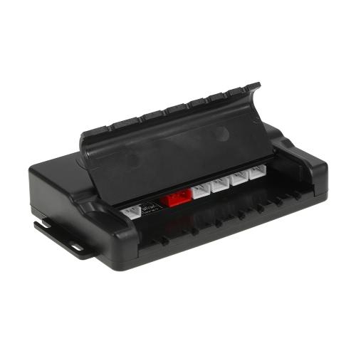 KKmoon Car Auto 4-Sensor Parking Radar Kit Reverse Radar Alarm SystemCar Alarms<br>KKmoon Car Auto 4-Sensor Parking Radar Kit Reverse Radar Alarm System<br><br>Blade Length: 22.0cm