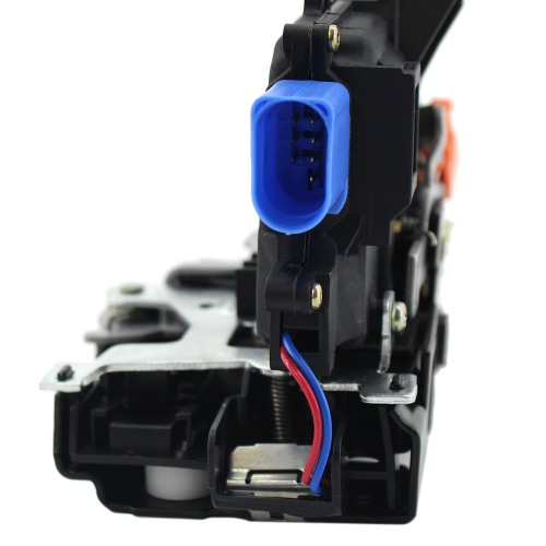 Image of Car Back Right Rear Driver Side Door Lock 3D4839016A for VW Golf MK5 2003-2009