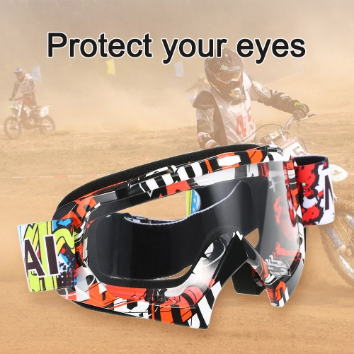 Motorcycle Racing Riding Cycling Goggles Outdoor Ski Wind-proof Antifog Glass Transparent LensEye Wear<br>Motorcycle Racing Riding Cycling Goggles Outdoor Ski Wind-proof Antifog Glass Transparent Lens<br><br>Blade Length: 29.0cm