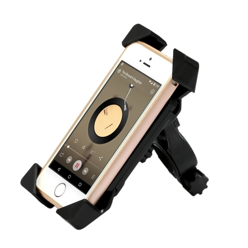 Motorcycle Bicycle MTB Road Bikes Phone Mount Cell Phone Holder Handlebar Phone Mount Cycling GPS Mount for iPhone 6 6S Plus 5S / Samsung Galaxy S7 S6 Note 5
