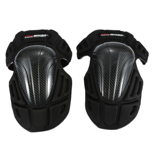 PRO-BIKER 4Pcs Kit of Elbow Knee Pads Body Protect Guard for Motorcycle Racing Bike Riding Skating Outdoors Sports