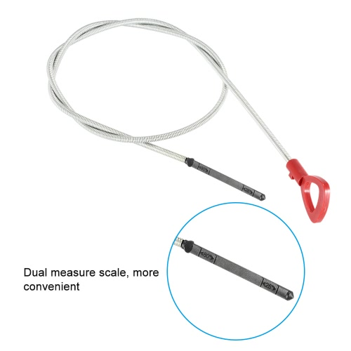 Gearbox Automatic Transmission Fluid Dipstick Repair Tool 120cm for Benz 722.6 for Ssangyong Jeep Jaguar от Tomtop.com INT