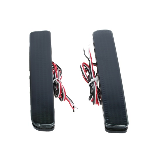 Pair of Rear Bumper Reflect Warning Light Plate Replacement Modification Tail Brake Lamp for Land Rover DiscoveryPair of Rear Bumper Reflect Warning Light Plate Replacement Modification Tail Brake Lamp for Land Rover Discovery<br><br>Blade Length: 24.0cm