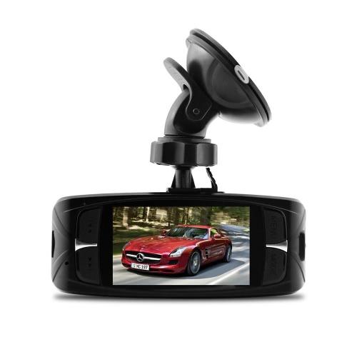"Full HD1080P G1WHT 2.7"" LCD Car Dash DVR Camera Recorder G-sensor GP2159"