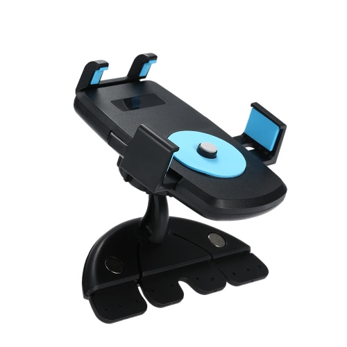 Universal Car CD Slot Mount Bracket Holder for iPhone Cell Phone GPS 360 Degree Rotatable