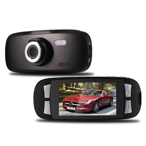 "GP2159A  Portable 2.7"" Car DVR Camera 1920x1080P FHD H.264  G-sensor WDR  Recorder Camcorder 140 Wide Angle G1W от Tomtop.com INT"