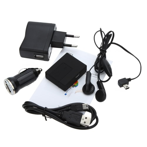 Mini GSM Car Vehicle Tracker Longtime Standby