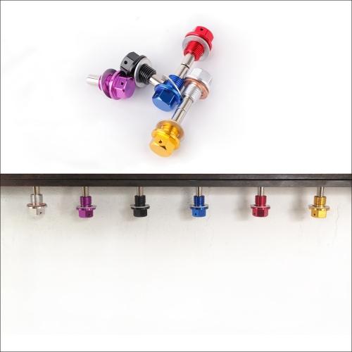 M12 * P1.25 Magnetic Engine Oil Drain Plug Bolt Washer от Tomtop.com INT