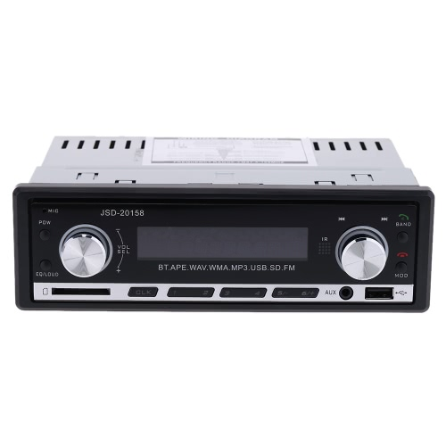 Car Stereo Radio Audio Player Receiver In-Dash