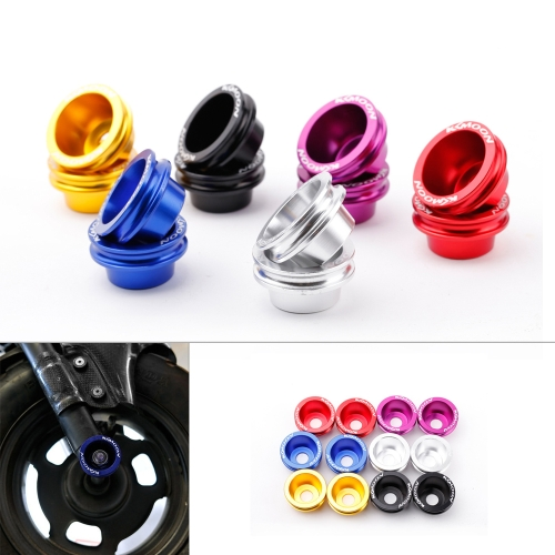 2Pcs KKMOON Axle Spool Kit for Honda Ruckus Zoomer от Tomtop.com INT
