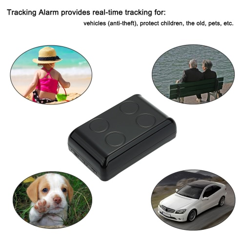 Mini GPS GPRS GSM Car Vehicle Tracker