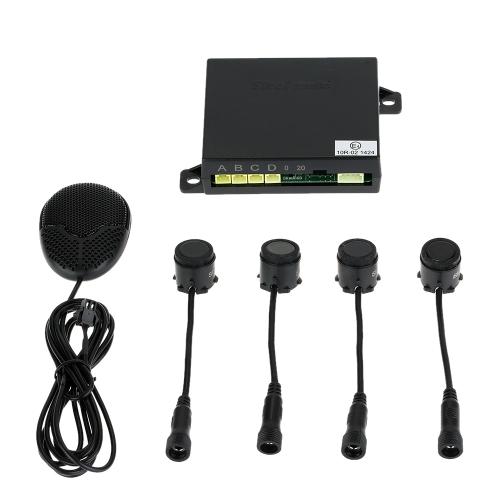 Buy Steelmate PTS400EX Parking Assist System Reverse Radar Alert Car Sensor