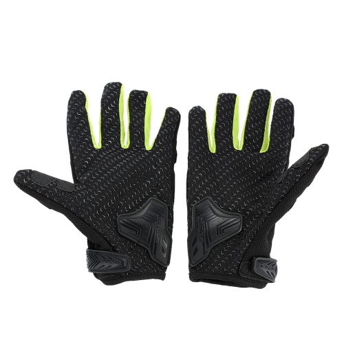 Scoyco MC29 Full Finger Motorcycle Cycling Racing Riding Protective Gloves K3051GR-M