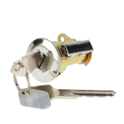 Door Lock Kit with Blank Keys w/o Tilt Tele for Chrysler Dodge Plymouth 1972-1985Door Lock Kit with Blank Keys w/o Tilt Tele for Chrysler Dodge Plymouth 1972-1985<br><br>Blade Length: 8.0cm