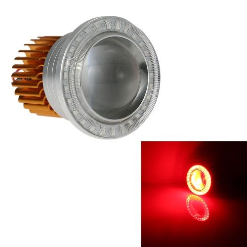 12V Hi/Lo/Flash Beam DIY LED Headlight Kit with Angel Eyes & Devil eyes for Motorcycle E-bike от Tomtop.com INT