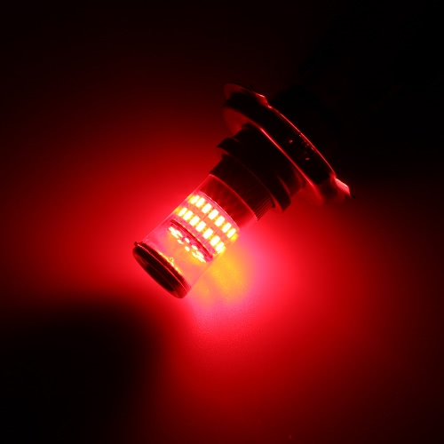 2 X H4 3014 48-SMD Car LED Bulb Fog Light Lamp DRL Replacement 570LM Red Amber от Tomtop.com INT