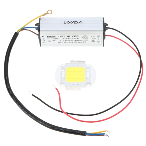 30W AC100-265V DC20-39V Driver &amp; Bulb Power Supply Adapter Transformer Switch for Flood Light Factory Street Lamp LED Light Strips Bulbs IP66 Water ResistantLighting Transformers<br>30W AC100-265V DC20-39V Driver &amp; Bulb Power Supply Adapter Transformer Switch for Flood Light Factory Street Lamp LED Light Strips Bulbs IP66 Water Resistant<br><br>Blade Length: 10.0cm
