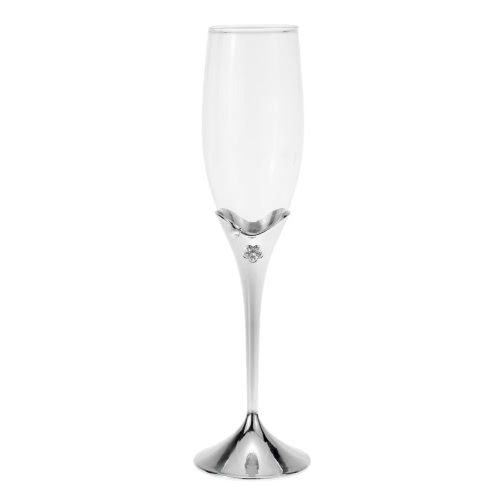 LED Light Up Champagne Glass Tulip-Shaped Glowing Pressure Sensing Multicolor Goblet Beer Whisky Wine Drinkware Pub Party Use