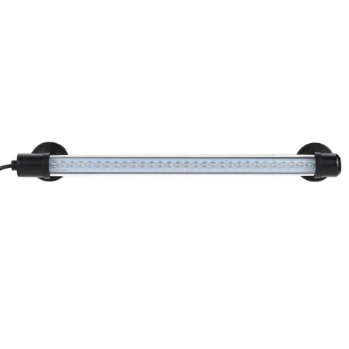 "11"" 2W 30LED 3 Colors IP68 Waterproof Submersible Aquarium Light Suction Stick Bar Lamp for Fish Tank Pet Cage Cistern Rockery от tomtop.com INT"