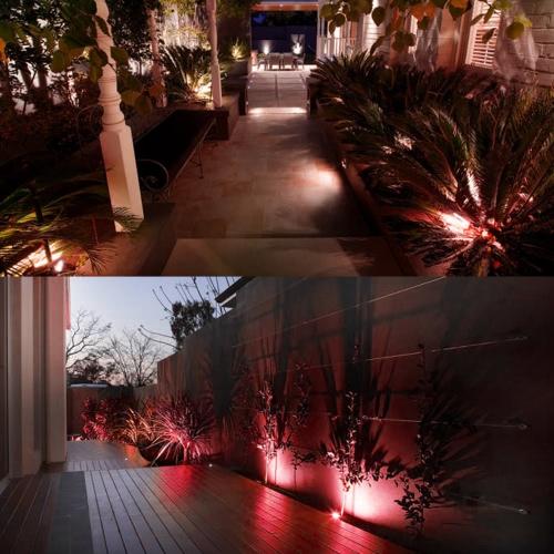 85-265V 5W 500-550LM IP65 Resistente à água LED Outdoor COB sensor de luz de indução Lawn lâmpada Jardim Paisagem Caminho Pico Projector от tomtop.com INT