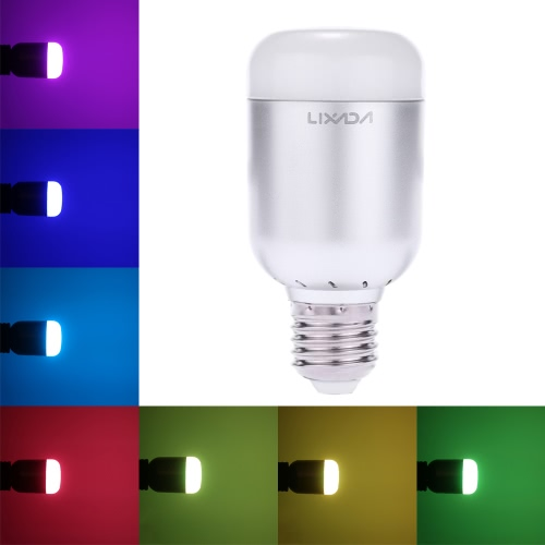 Lixada 6-watt E27 Smart Bluetooth LED Light Bulb