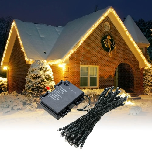 5M 50 LEDs Warm White Timer String Light IP65 Outdoor Xmas Christmas Decoration Lamp with Battery Box for Wedding Party Garden Home Room DecorLED String<br>5M 50 LEDs Warm White Timer String Light IP65 Outdoor Xmas Christmas Decoration Lamp with Battery Box for Wedding Party Garden Home Room Decor<br><br>Blade Length: 16.0cm