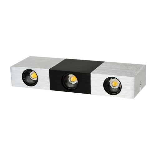 3W 85-265V AC Lâmpada LED de Parede de Alumínio Moderna Simples e de Moda Interior Sala de Estar Sala de Jantar Quarto para Decoração de Casa e Iluminação от tomtop.com INT