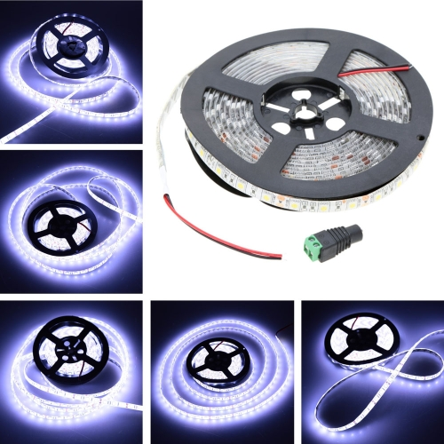 Lixada SMD 5050 IP65 60 LEDs/m 5m/lot  LED Fiexble Strip Warm White Light with 12V 5A Adapter for Bar Hotel Restaurant– TOMTOPLED Strips<br>Lixada SMD 5050 IP65 60 LEDs/m 5m/lot  LED Fiexble Strip Warm White Light with 12V 5A Adapter for Bar Hotel Restaurant– TOMTOP<br><br>Blade Length: 15.0cm