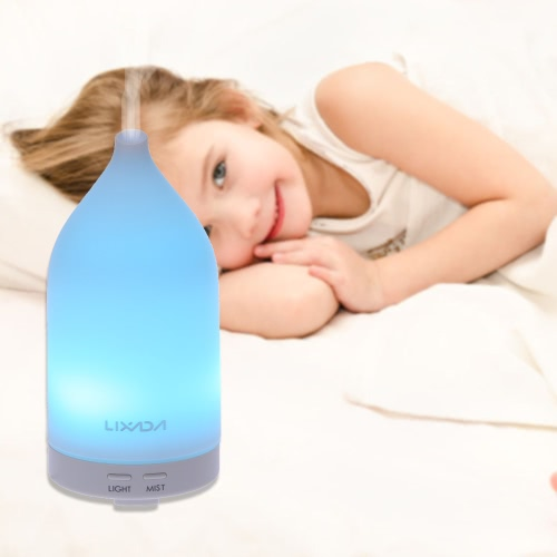 Lixada UL Certification Ultrasonic Aroma Diffuser 100ml Air Humidifier LED Night Light Color Changing Multicolored Brightness Adjustable Essential Oil Adjustable Home Mist Steam Maker Fogger Office Childrens Room Use US PlugNight Lights<br>Lixada UL Certification Ultrasonic Aroma Diffuser 100ml Air Humidifier LED Night Light Color Changing Multicolored Brightness Adjustable Essential Oil Adjustable Home Mist Steam Maker Fogger Office Childrens Room Use US Plug<br><br>Blade Length: 25.5cm