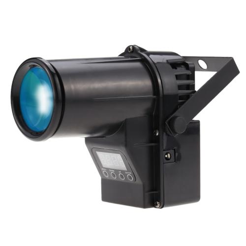 110-220V 10W 6 Channel Mini Portable LED