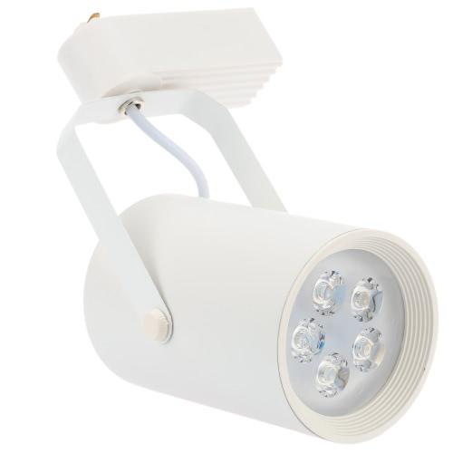 5W faixa ferroviário luz refletor LED ajustável para uso de escritório shopping exposição AC85-265V от Tomtop.com INT