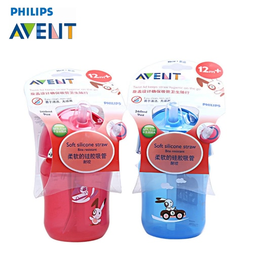 PHILIPS AVENT My Twist N Sip Straw Cup 260ml