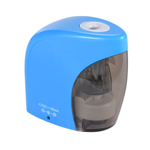 Automatic Electric Pencil Sharpener USB or Battery Operated with USB Cable for Home Classroom Office Kids Students Stationery GiftStationery<br>Automatic Electric Pencil Sharpener USB or Battery Operated with USB Cable for Home Classroom Office Kids Students Stationery Gift<br><br>Blade Length: 11.0cm