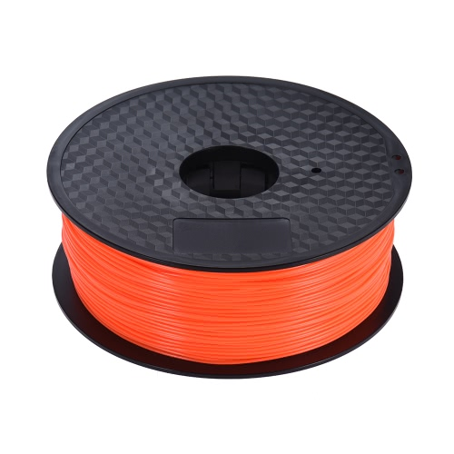 Color Optional PLA Filament 1kg/Roll 2.2lb 1.75mm for MakerBot Anet RepRap 3D Printer Pen Fluo-OrangeStationery<br>Color Optional PLA Filament 1kg/Roll 2.2lb 1.75mm for MakerBot Anet RepRap 3D Printer Pen Fluo-Orange<br><br>Blade Length: 21.0cm