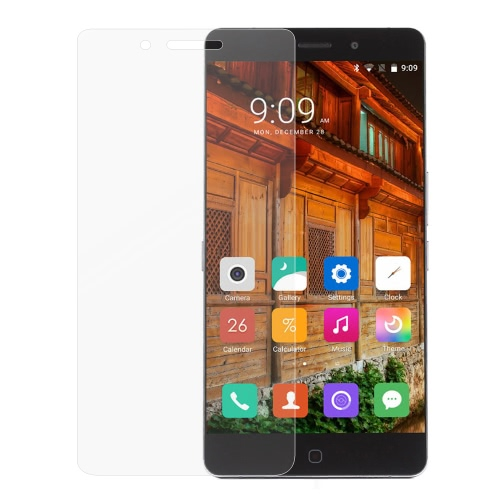 Buy Ultra-thin Elephone Protection Film 9H Tempered Glass Screen Protector Guard Anti-shatter P9000