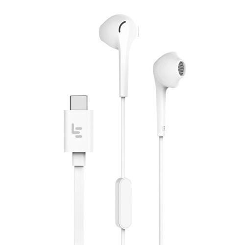 Letv Headsets Headphone Earphone Digital Wired Control Type-c CDLA for Letv Max2 2 2 Pro Type-c Smartphone ( Item#: PA3623 )