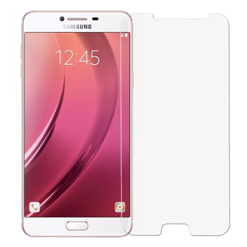 Original Link Dream Premium Glass Film Real Tempered Glass Screen Protector High Quality Anti-knock 9H Hardness 2.5D Craft for Samsung Galaxy C7