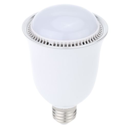 5W Smart LED Light Bulb Lamp Wireless Bluetooth V4.0 Speaker E27 Base Music Player Sound Box Lighting with Remote Control Support iOS Android PA3075