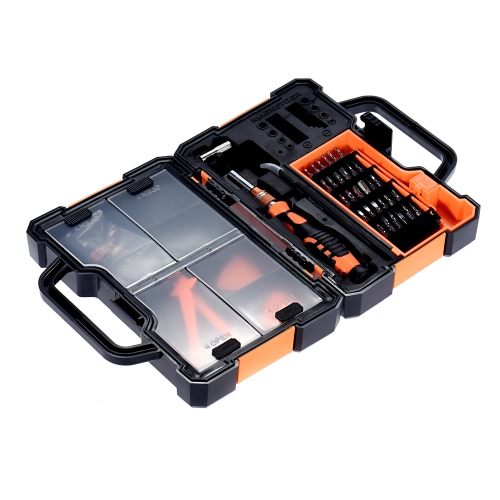JAKEMY JM-8152 Professional Disassembling Repair Opening Tool Set Parts Container for Apple Huawei Smartphone