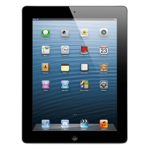 Apple iPad 4th Gen Wi-Fi Only Tablet 9.7inch Retina Display 2048*1536px Apple A6X 1.4GHz Processor 1GB RAM 32GB ROM iOS OS 5.0MP+1.2MP Camera Tablet PCOther Tablet Accessories<br>Apple iPad 4th Gen Wi-Fi Only Tablet 9.7inch Retina Display 2048*1536px Apple A6X 1.4GHz Processor 1GB RAM 32GB ROM iOS OS 5.0MP+1.2MP Camera Tablet PC<br><br>Blade Length: 25.0cm